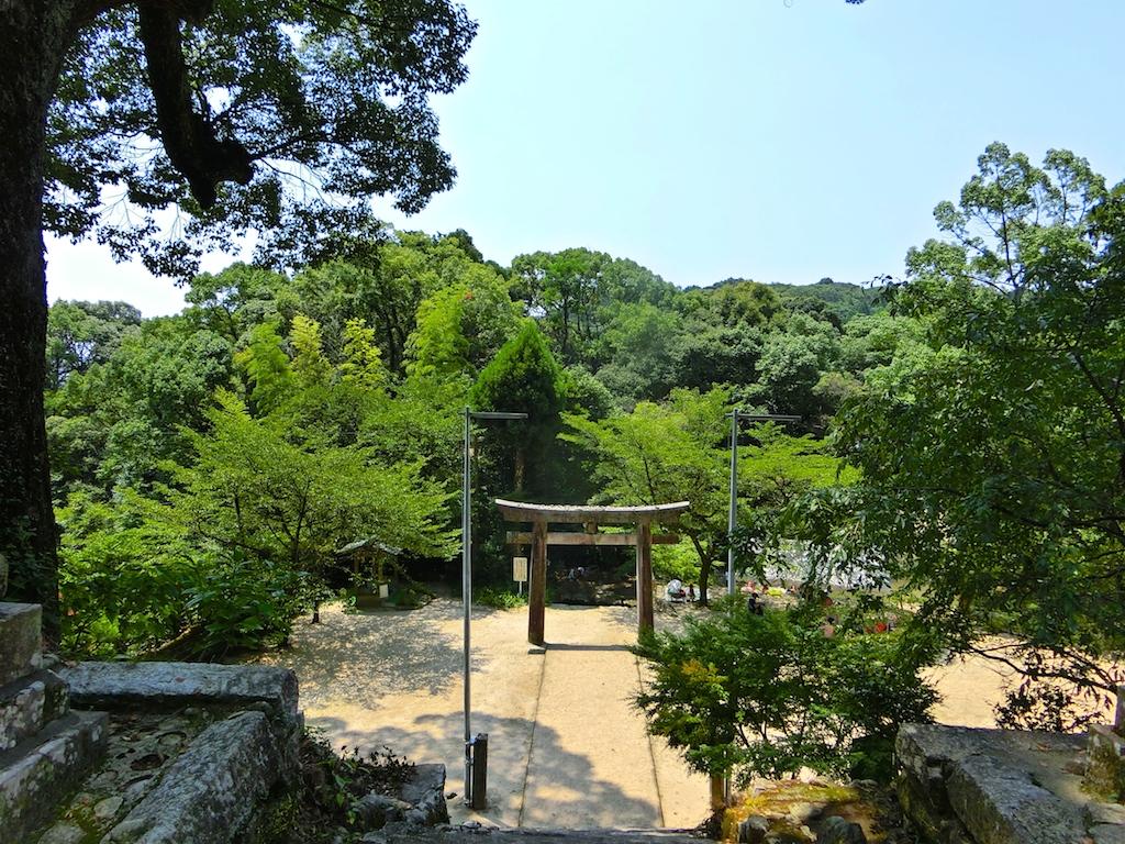 四阿屋(あずまや)神社(佐賀県鳥栖市)   旅人のブログ