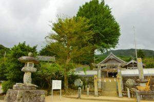 白山神社(福岡県糸島市)