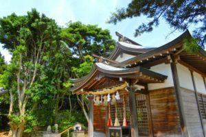 綿津見神社(福岡市東区)