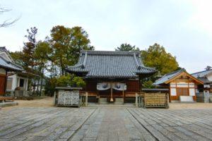 烏須井(うすい)八幡神社(広島県尾道市)