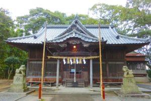 乳山(ちやま)八幡神社(北九州市八幡東区)