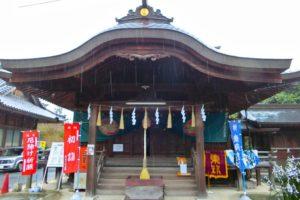 鷹見神社(北九州市八幡西区)